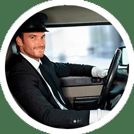 Услуга СТО - доставка клиента в любую точку города
